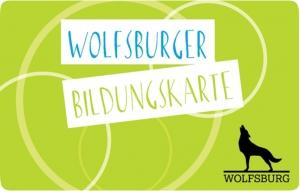 Wolfsburger-Bildungskarte